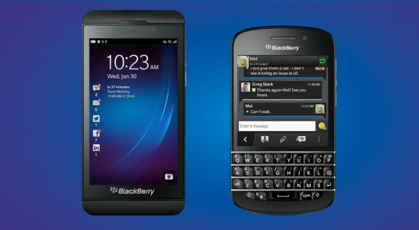 Blackberry-BB10-phones