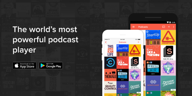 Pocket Casts: de cuando dar feedback da frutos